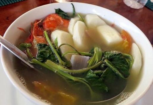 フィリピン 料理  シニガン