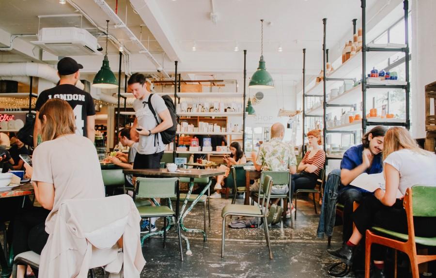 パース カフェ