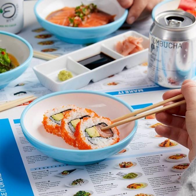ケンブリッジ レストラン YO! Sushi - Cambridge(ヨースシケンブリッジ)