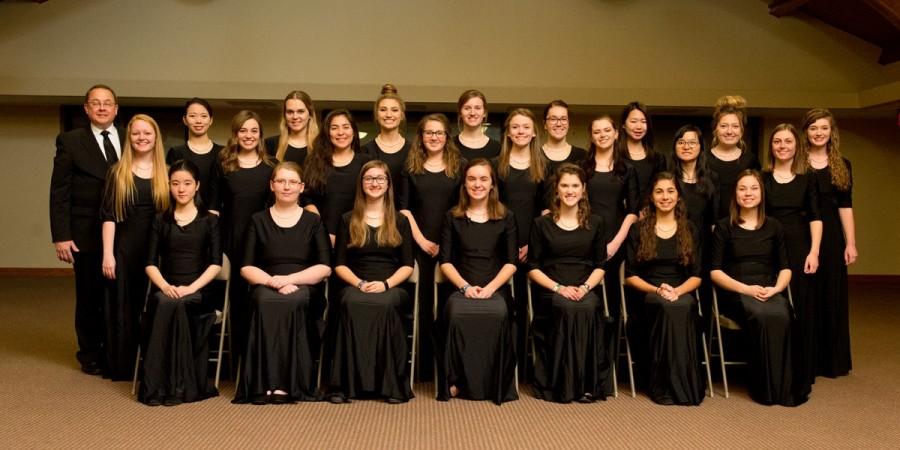 Women's Chorusメンバー