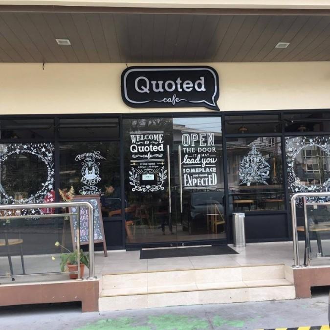 バギオ カフェ Quated Cafe(クォーテッドカフェ)