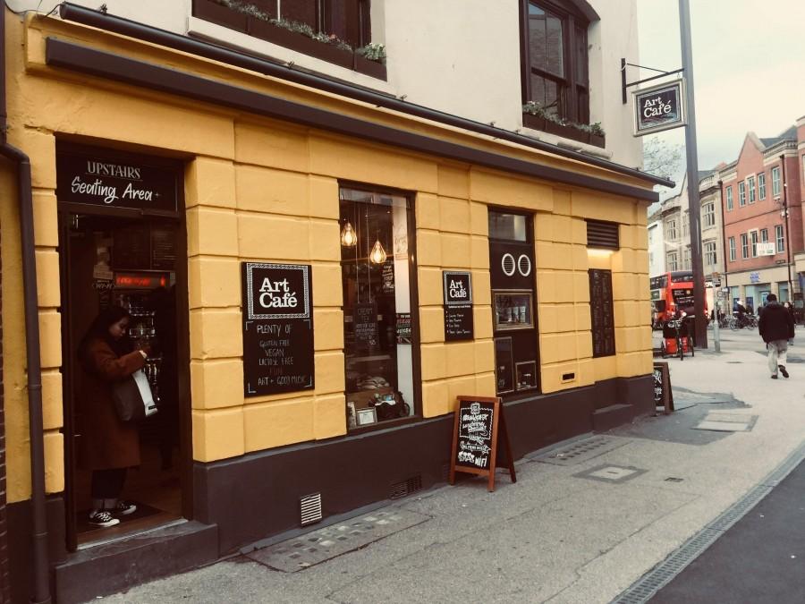 オックスフォード カフェ Art Cafe(アートカフェ)