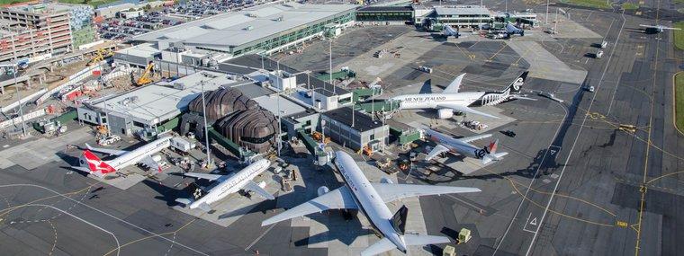 ウェリントン国際空港