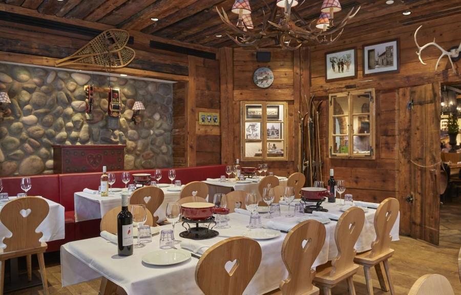 トロント レストラン Marche