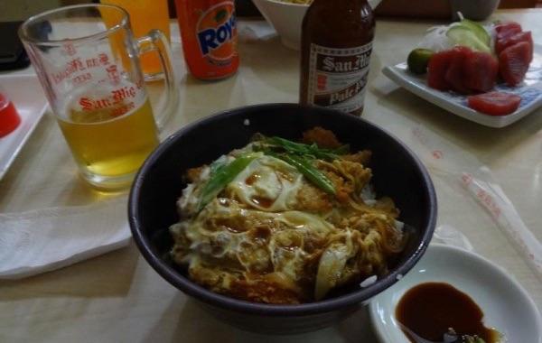 ダバオ 日本食