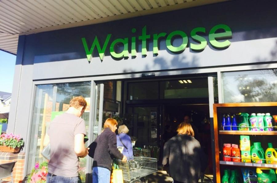 イギリスの高級スーパー、Waitrose」(ウェイトローズ)