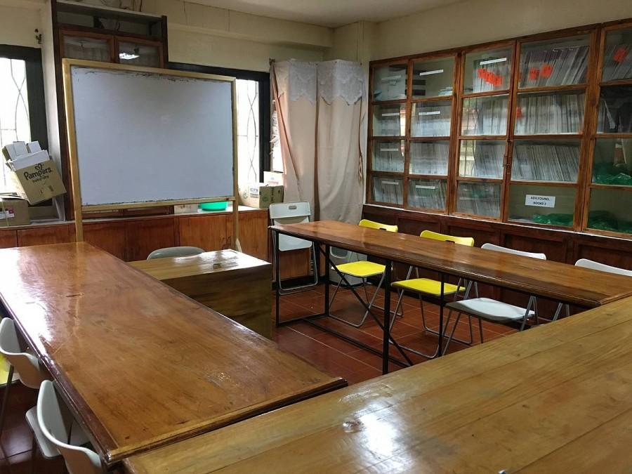 Monol 図書室