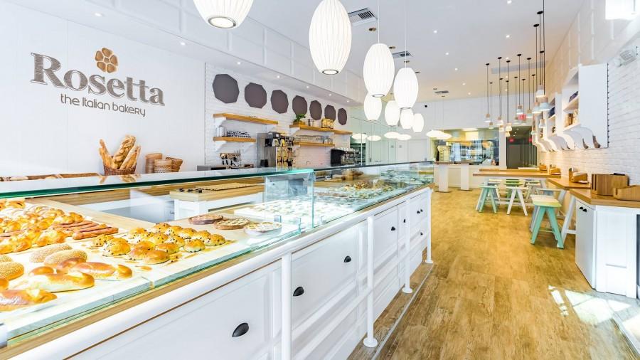マイアミ カフェ Rosetta Bakery
