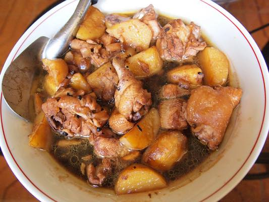 フィリピン 料理 アドボ