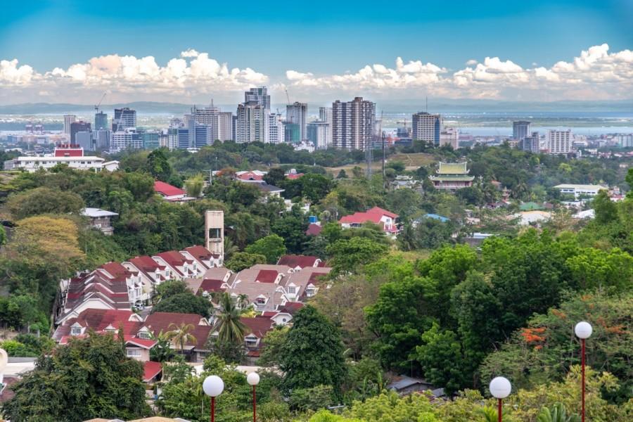 フィリピン セブ島の様子