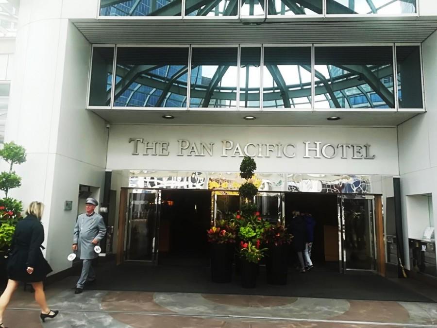 バンクーバー ホテル