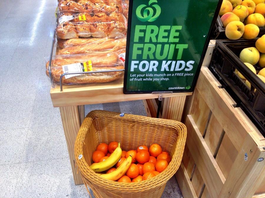 スーパーマーケット・フリーフルーツ