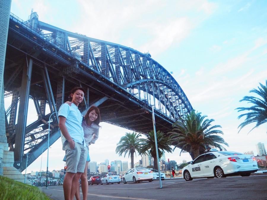 シドニーの様子