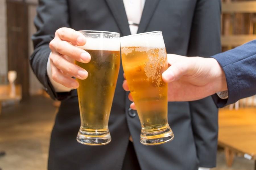 飲み会・会食でのビジネス英語