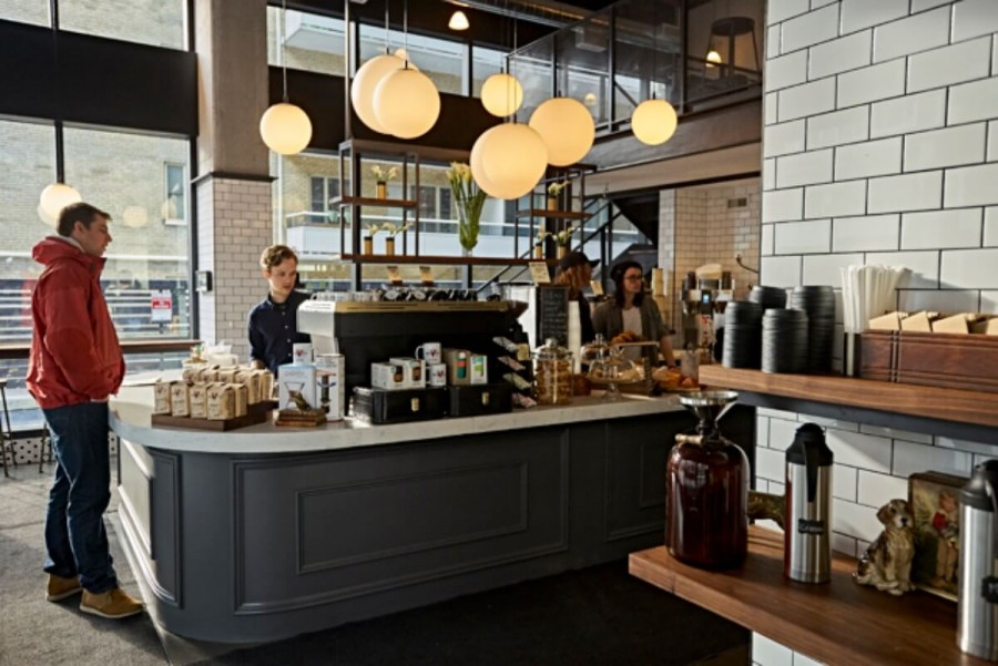 トロント カフェ ルースターコーヒーハウス(Rooster Coffee House)