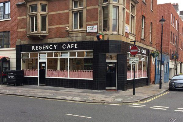 Regency Cafe(リージェンシーカフェ)
