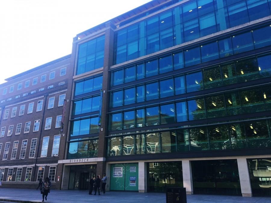 イギリスの大学院「ロンドン大学バークベック・カレッジ」