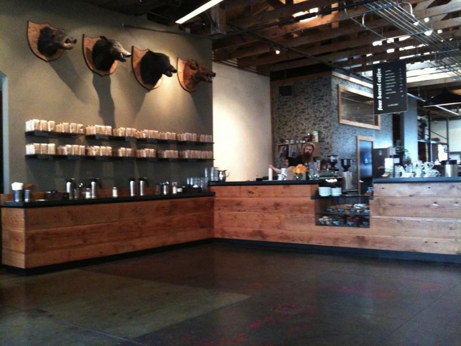 Four Barrel Coffee(フォーバレルコーヒー)