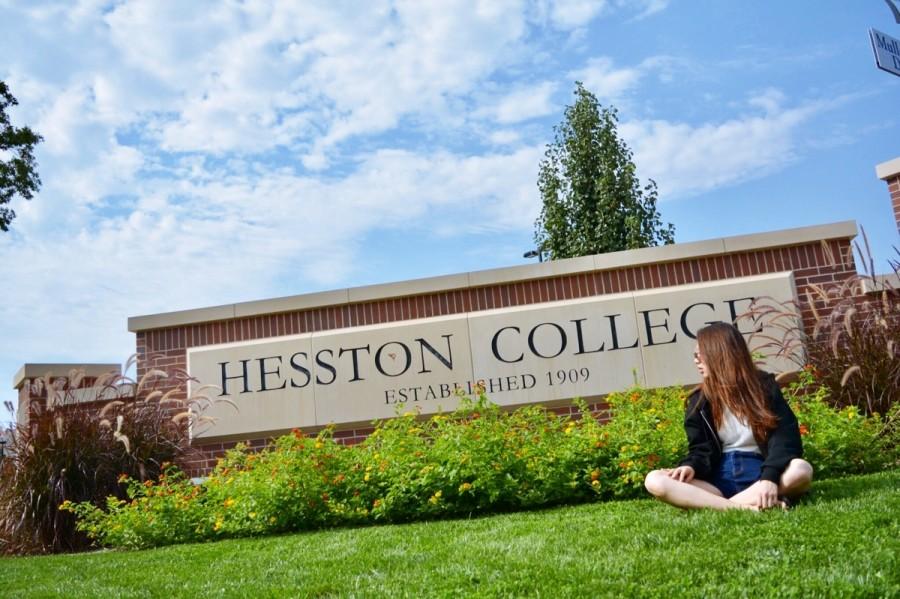 Hesston Collegeで留学中の様子