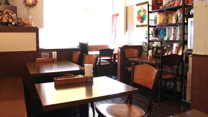 フィリピン料理レストラン ATE@西荻窪の室内