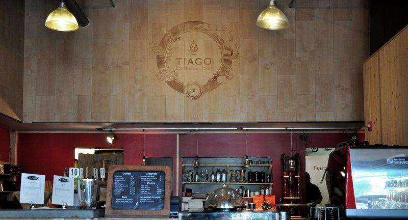 TIAGO coffee bar & kitchen(ティアゴコーヒーバー&キッチン)