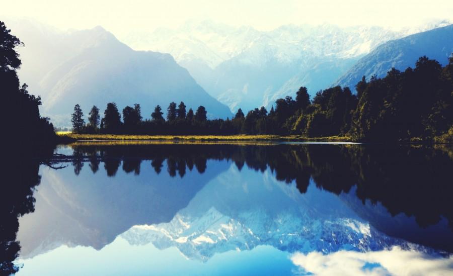 ニュージーランド 水