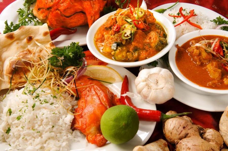 ゴールドコースト レストラン Curry Express(カリーエキスプレス) / インド料理