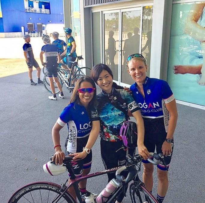 オーストラリアでの自転車デビュー