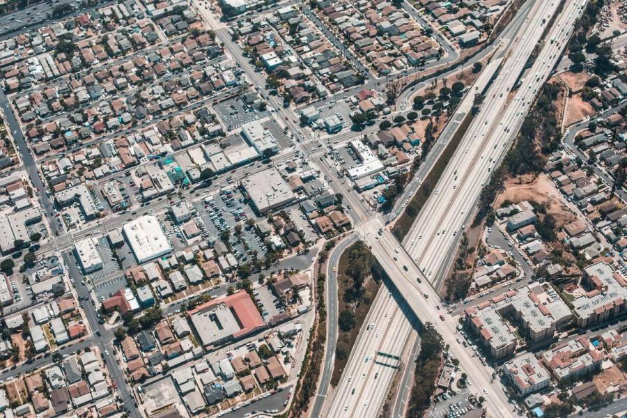 ロサンゼルス バス 観光
