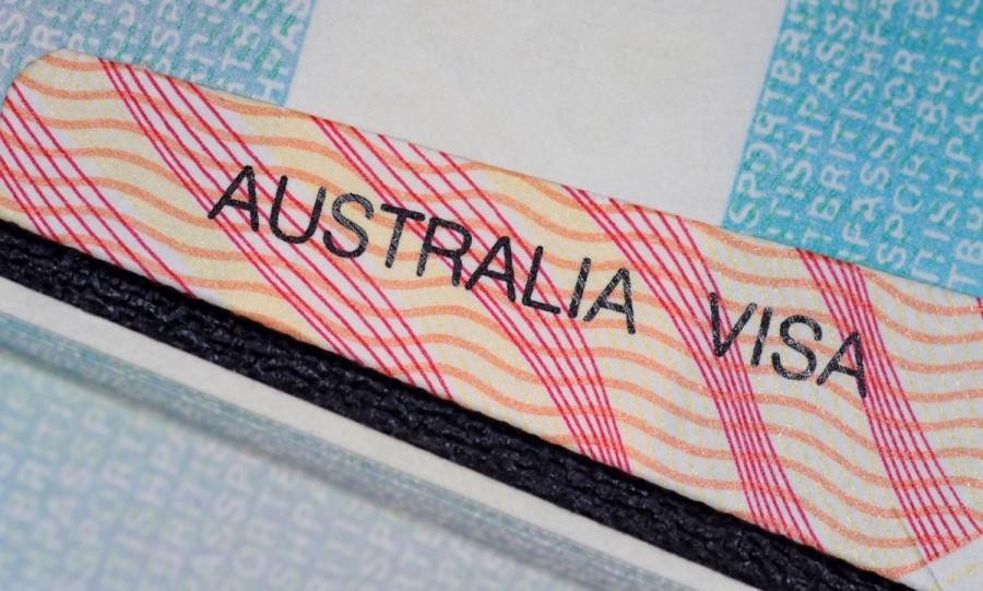 オーストラリアのビザ