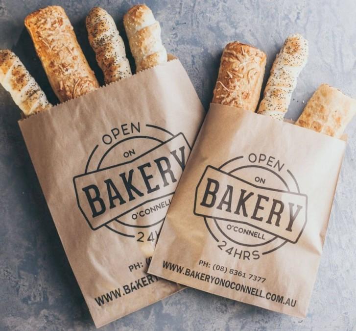 アデレード カフェ Bakery on O'Connell