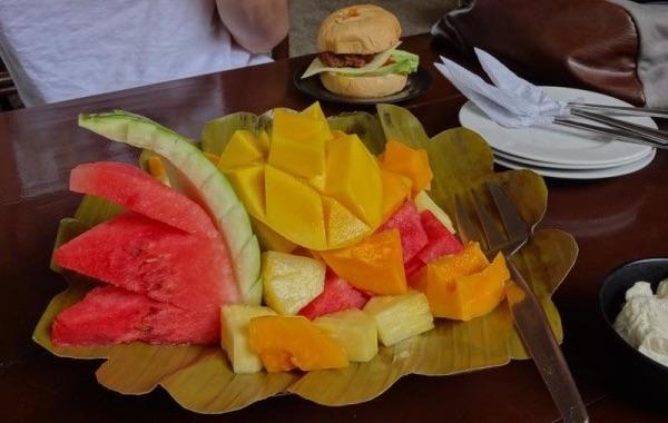 ダバオのフルーツ