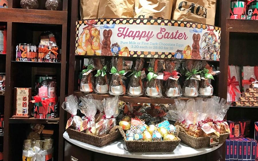 チョコレート専門店「マックス・ブレナー」