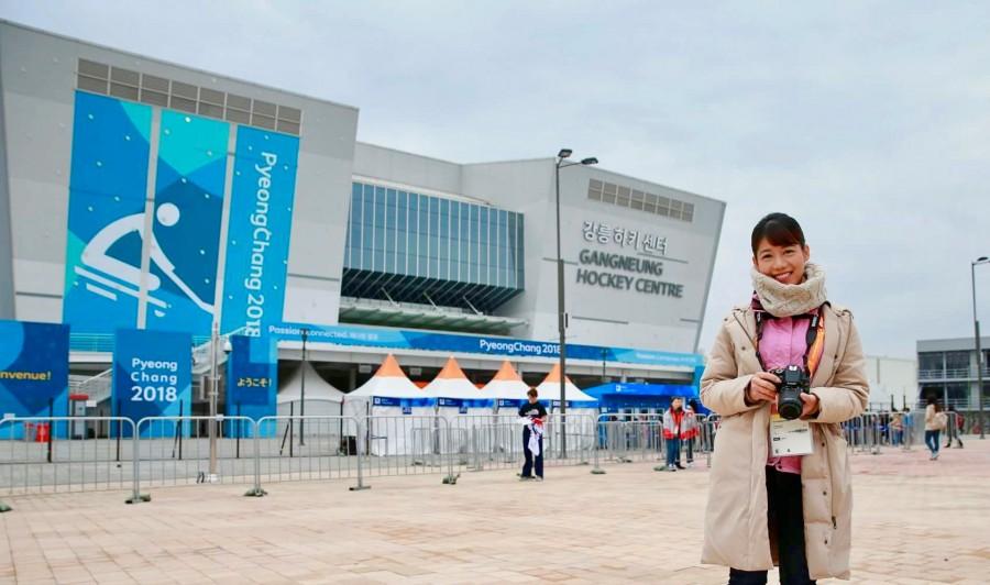 平昌冬季パラリンピックの取材活動