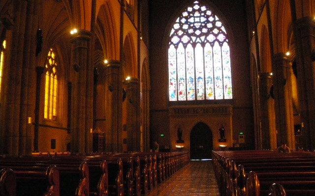 海外の教会