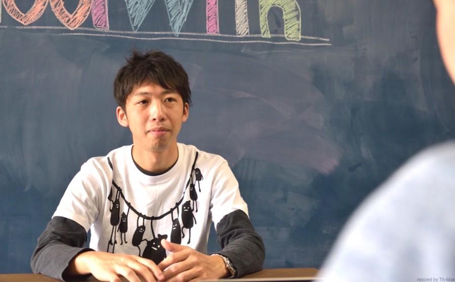 School With海外留学経験者インタビュー金堂宏昭(かなどうひろあき)