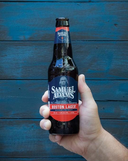 アメリカ ビール ボストンラガー