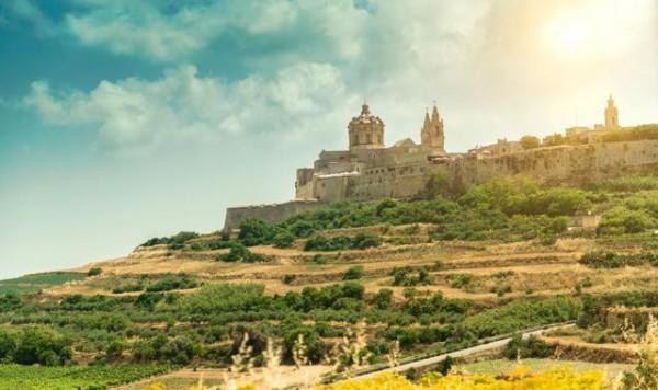 マルタ,観光, イムディーナ旧市街