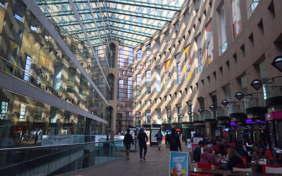 バンクーバー市内の図書館
