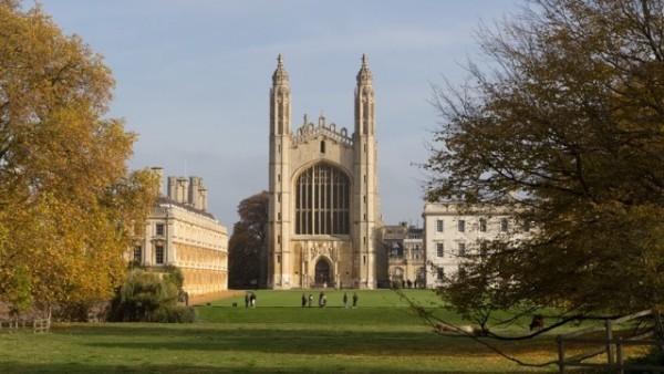 ケンブリッジ大学、キングス・カレッジのチャペル
