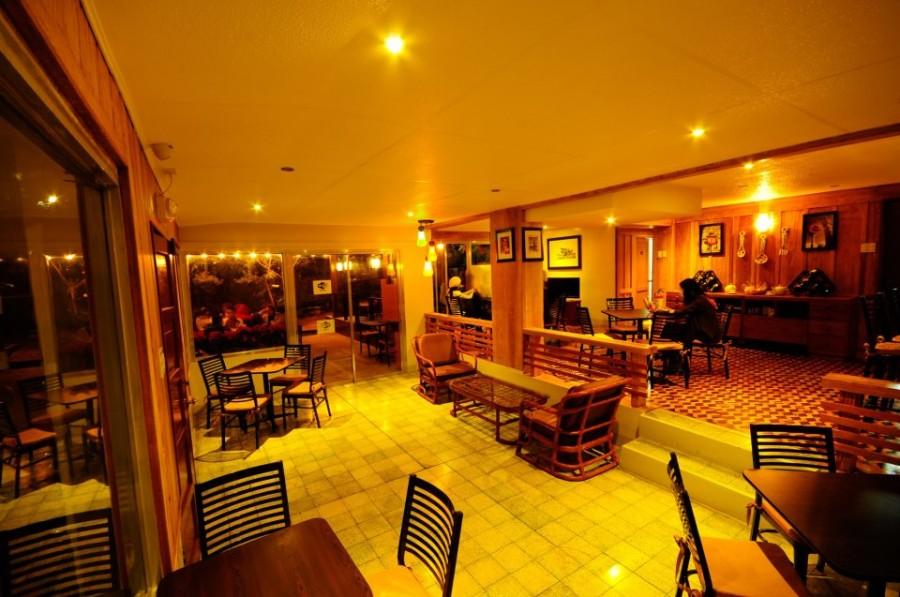 バギオ カフェ Cafe Sapore(カフェサポーレ)