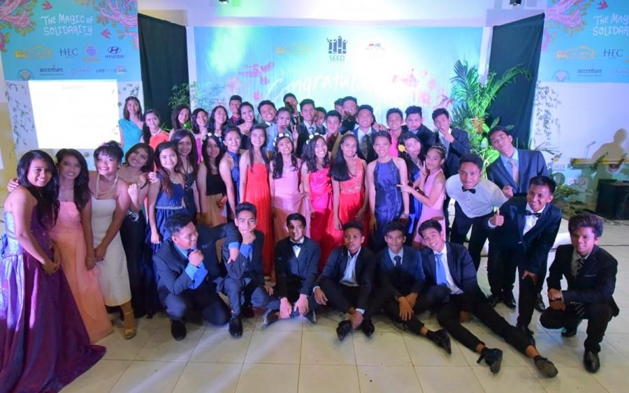 フィリピンでの誕生日パーティ