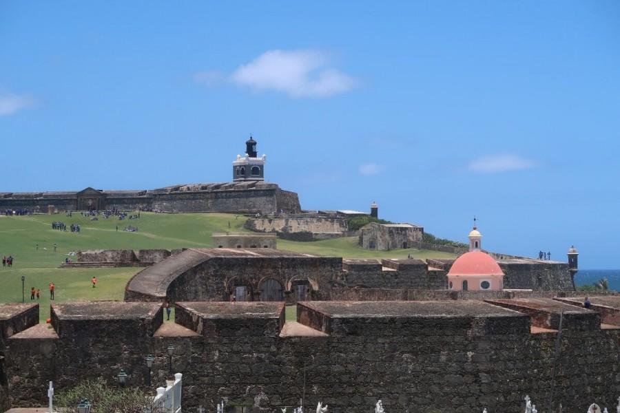 プエルト・リコのラ・フォルタレサとサン・ファン国定史跡