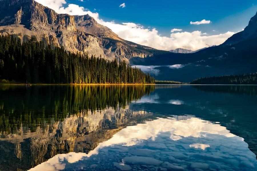 カナダの水