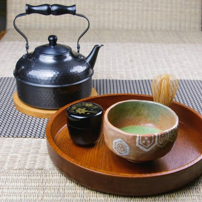 マニラ カフェ Zaan Japanese Tea House