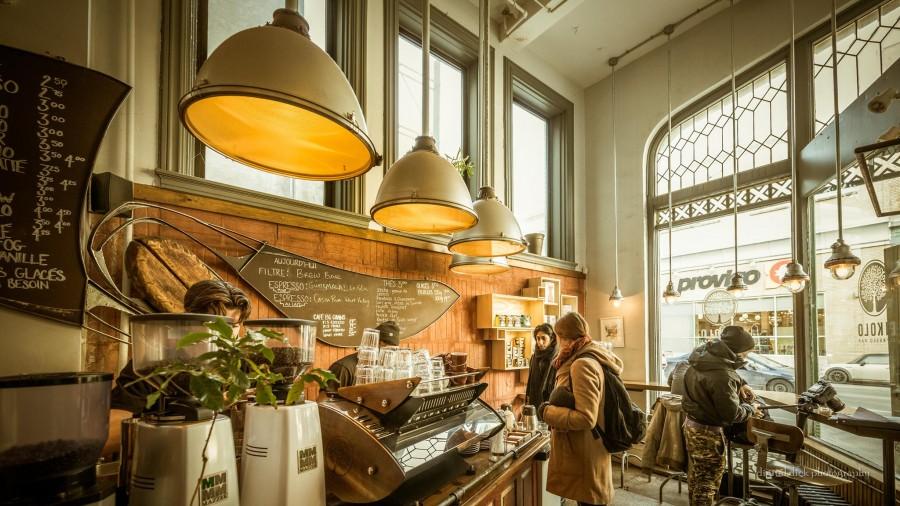 モントリオール カフェ Pikolo Espresso Bar(ピコロ・エスプレッソ・バー)