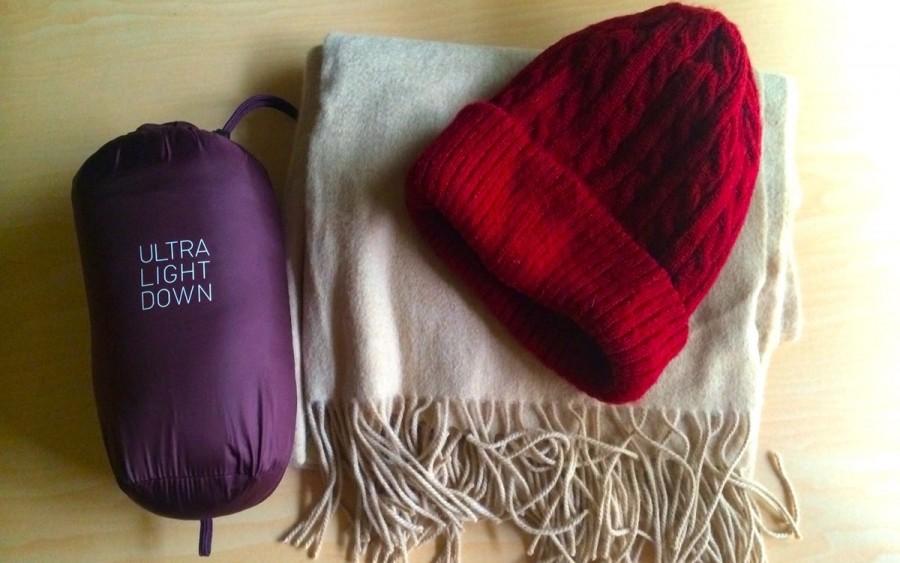 留学先で役立つ持ち物:防寒対策