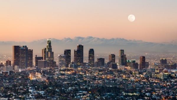ロサンゼルス市内