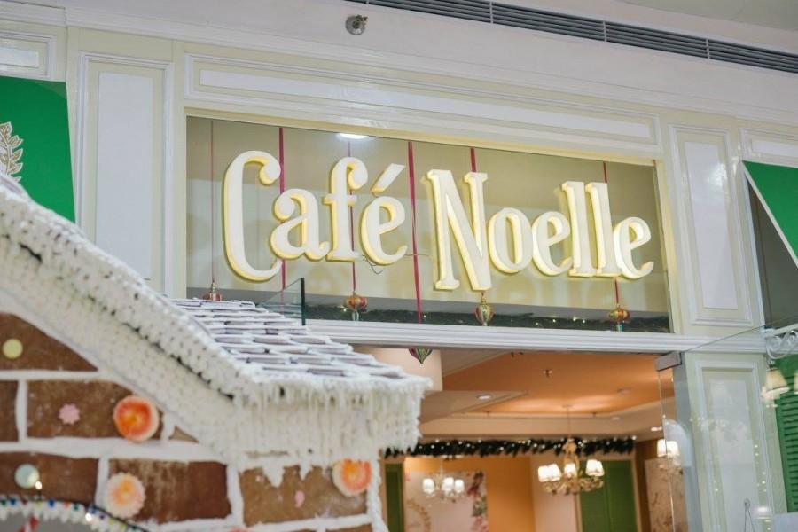 クラーク レストラン Cafe Noelle