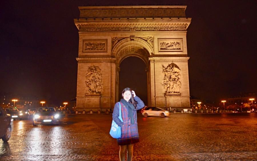 フランス・パリでの留学生活